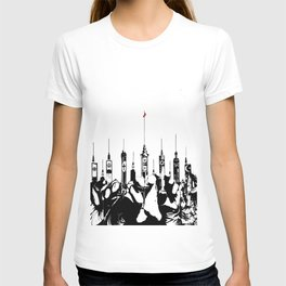'Universal Injection' T-shirt