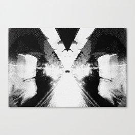 Rorschach #1 Canvas Print