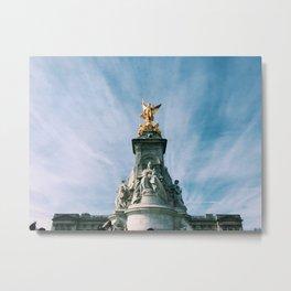 London Buckingham Palace Metal Print