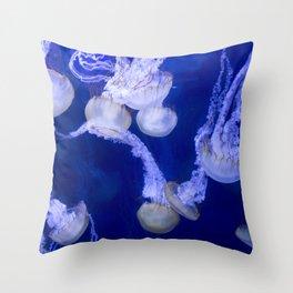 Nettles Throw Pillow