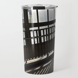 Suburban Railway Station - East Berlin Travel Mug