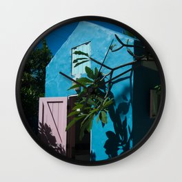 Aesthetically Pleasing Building Wall Clock