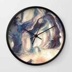 cave2 Wall Clock