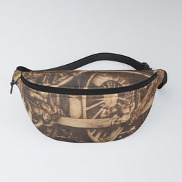 All Aboard Fanny Pack