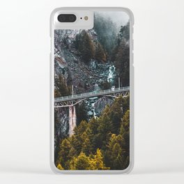 Zermatt Clear iPhone Case