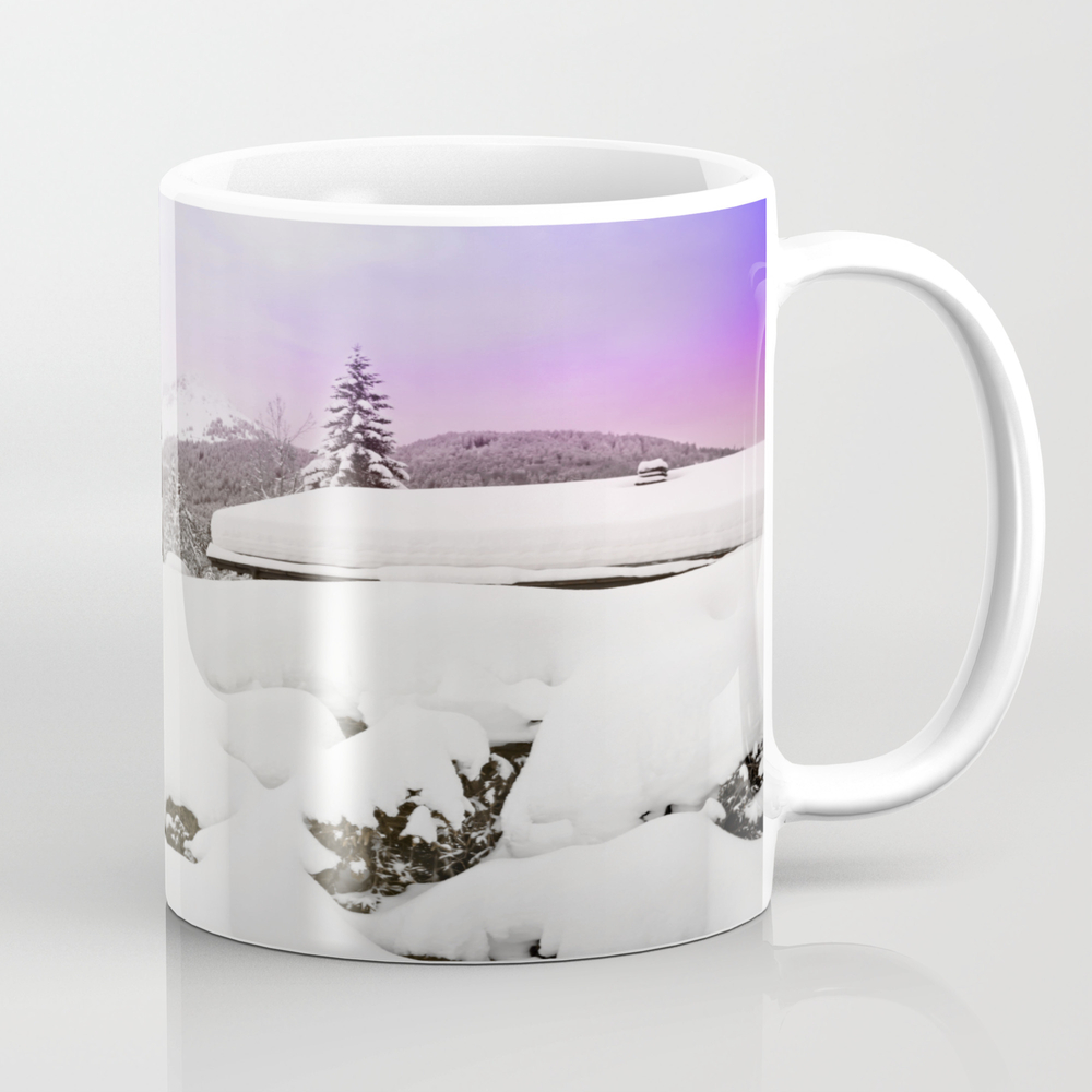 Winter's Magic Tea Cup by Popartimages MUG8540136