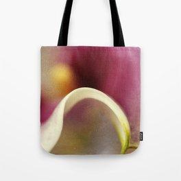 Calla Lily AbstractII Tote Bag