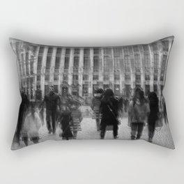 Belgian Reverberation Rectangular Pillow