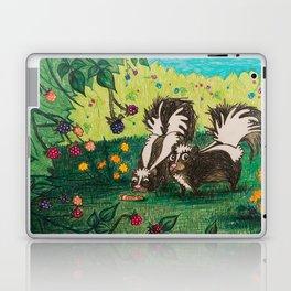Skunk Picnic Laptop & iPad Skin