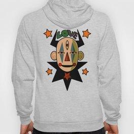 Alien Love Clown 666 Hoody