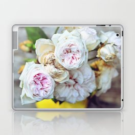 The Last Days of Spring - Old Roses I Laptop & iPad Skin