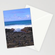 Lose Sight of the Shore Stationery Cards