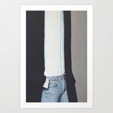 Elle #15 Art Print