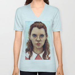 Suzy - Moonrise Kingdom - Kara Hayward Unisex V-Neck