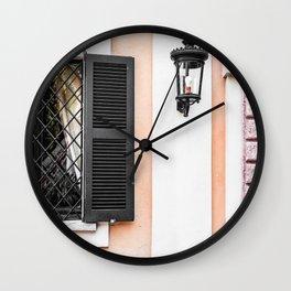 Residence Wall Clock