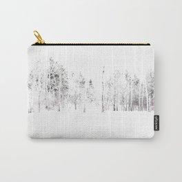 Winter Vignette | Prospect Landscape | Nadia Bonello | Canada Carry-All Pouch