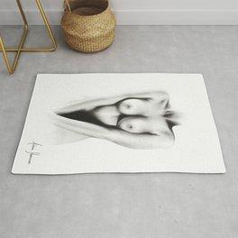 Nude Drawing Rug