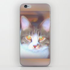 Golden Eyes iPhone & iPod Skin