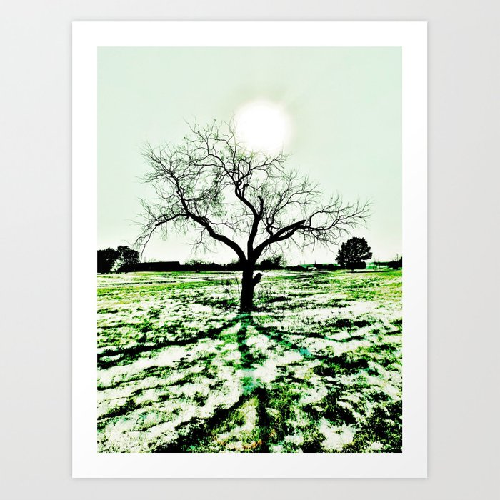 """""""After Frost"""" Art Print"""