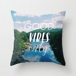 GORGE-OUS Throw Pillow