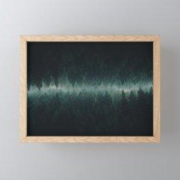 Forest Reflections Framed Mini Art Print