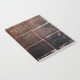 Woven Decay Notebook