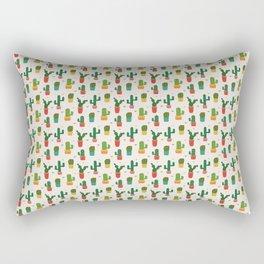 Pointed cactus Rectangular Pillow
