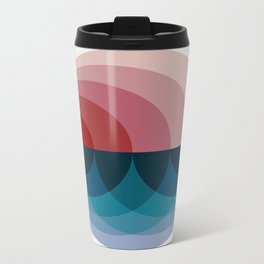 #751 Metal Travel Mug