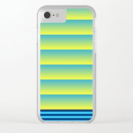 Bands Clear iPhone Case