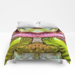 Leaves II Comforters