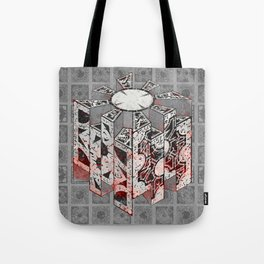 Hellraiser Puzzlebox D Tote Bag
