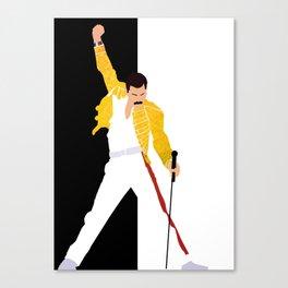 Freddie m Canvas Print