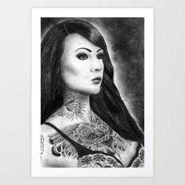 Zahra Schreiber Art Print