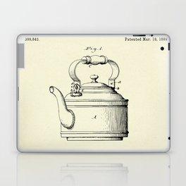 Tea Kettle-1889 Laptop & iPad Skin