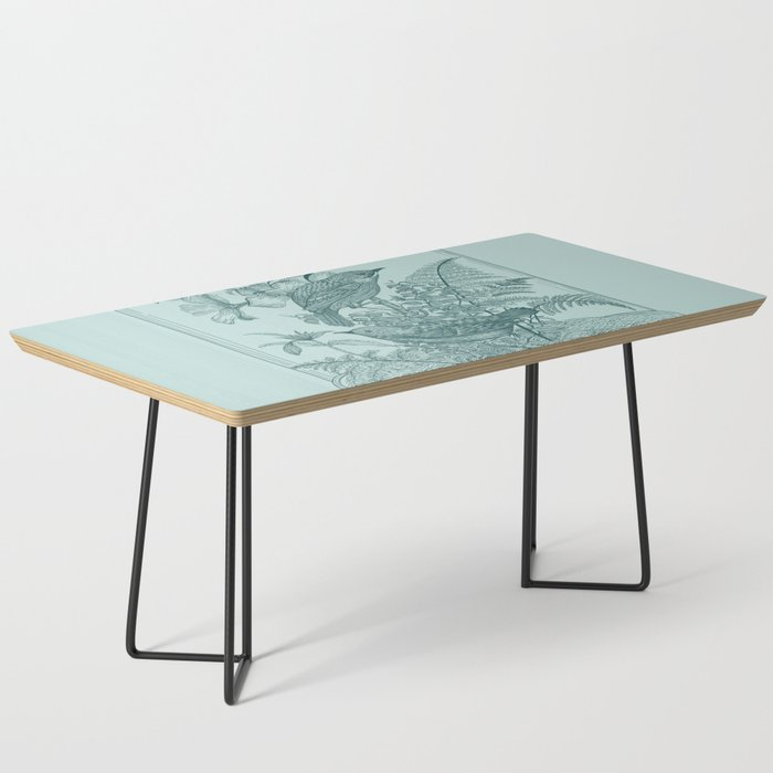 BIRDS Coffee Table