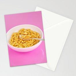 Dangerous Breakfast Stationery Cards