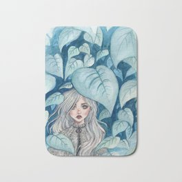 Silver Forest Bath Mat