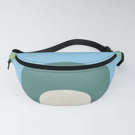 Rounds Inside Fanny Pack