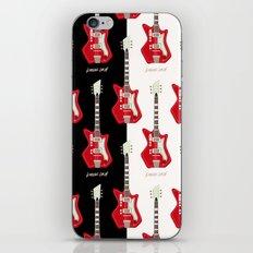 Airline Guitar iPhone & iPod Skin