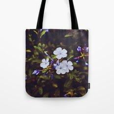 Violet Delights Tote Bag