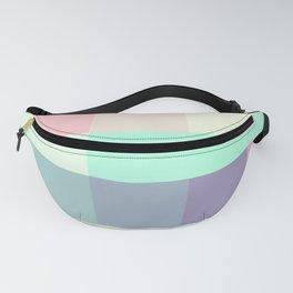 Pixels: Pastel Colors Fanny Pack
