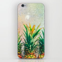 Party Pineapple iPhone Skin