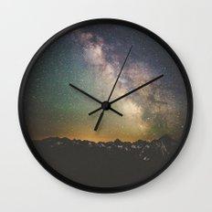 Milky Way IV Wall Clock