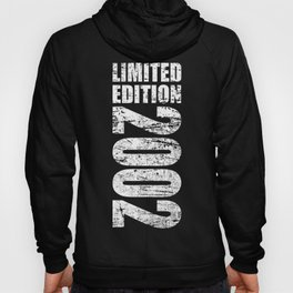 Limited Edition 2002 18th birthday gift Hoody