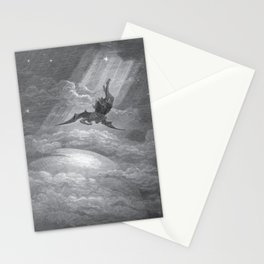 Gustave Dore: Paradise Lost XII Stationery Cards