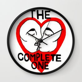 The Complete One Wall Clock