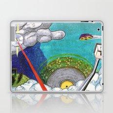 Music on the Horizon by Cap Blackard Laptop & iPad Skin