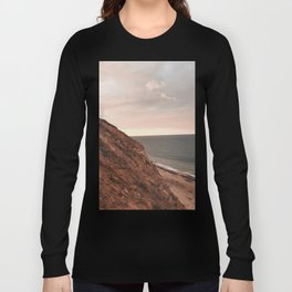 cliff side Long Sleeve T-shirt