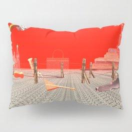 Squared: Russian Modernism Pillow Sham