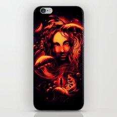 Ocean of Secrets iPhone & iPod Skin